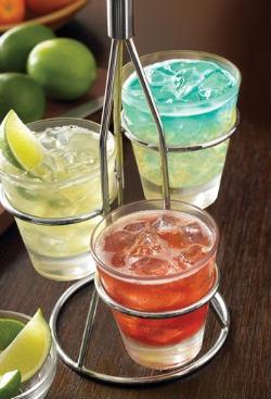 Cliente pode escolher três dos cinco sabores disponíveis para a degustação. Foto: Latina Comunicação/ Divulgação