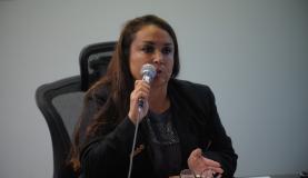 A auditora Marcia Albernaz informou que alguns trabalhadores pagavam para trabalhar. Foto: Tomaz Silva/Agência Brasil