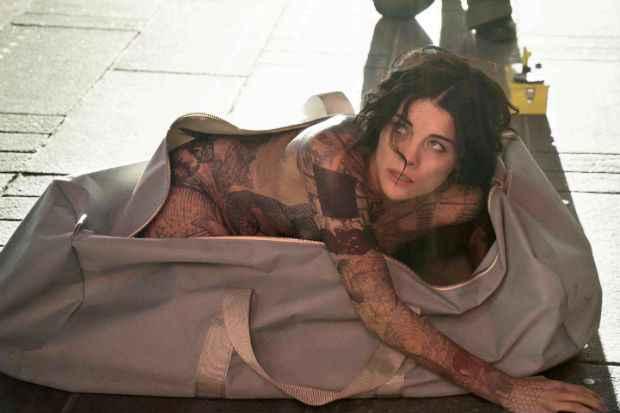 Protagonista é interpretada por Jaimie Alexander, de Thor. Foto: NBC/Reprodução