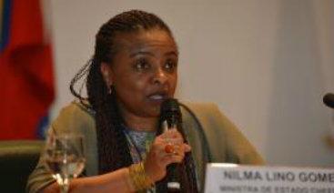 A ministra da SEPPIR, Nilma Lino Gomes. (Foto: Fabio Rodrigues Pozzebom/Agência Brasil)