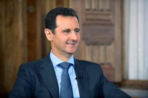 O presidente sírio, Bashar al-Assad. Foto:  Sana/AFP