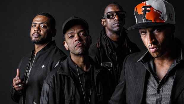 Após campanha dos fãs na internet, faixas de oito álbuns da banda foi liberado no Spotify. Foto: Chevrolet Hall/Divulgação