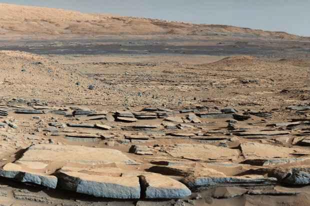 Foto: Reprodução/Marte.