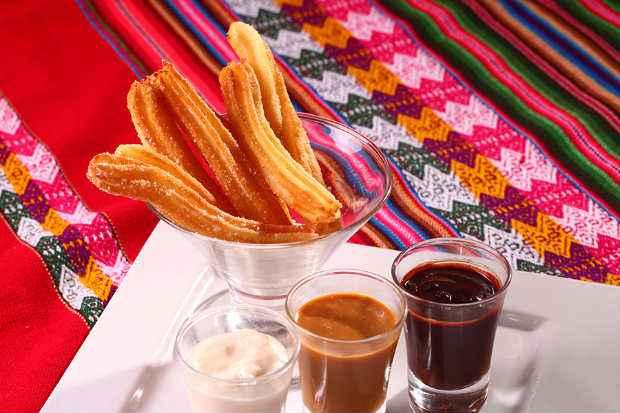 Churros são uma das alternativas na hora da sobremesa no Siwichi. Foto: siwichicebicheria.com.br/Reprodução