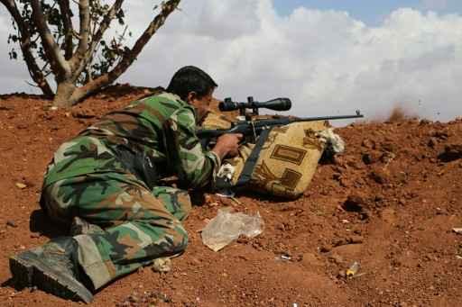 Forças Armadas americanas negam que os curdos sírios tenham recebido armas do país Foto: AFP/Arquivos Baraa al-Halabi
