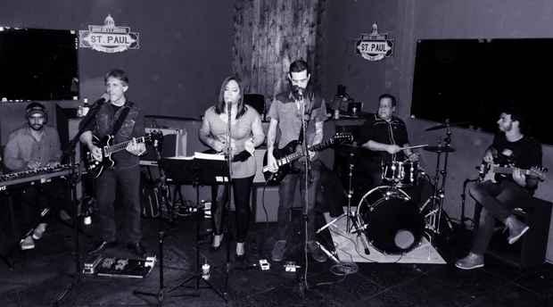 Uptown Blues Band comemora 18 anos de atividades. Foto: Innó Luiz/Divulgação