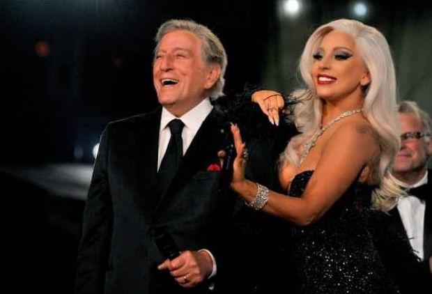 Gaga e Bennett querem repetir o sucesso de