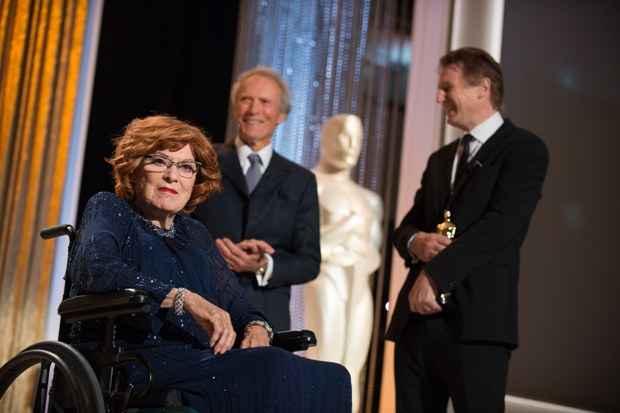Em 2014, Maureen recebeu Oscar pelo conjunto de atuações ao longo da carreira. Foto: imgkid.com/Reprodução da internet