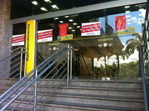 Decisão pode levar ao fim da greve dos bancários. Foto: Joao Vitor Pascoal/Esp.DP/D.A Press