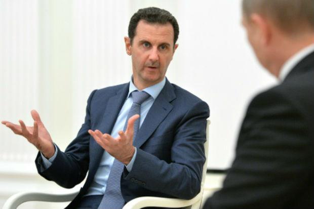 Segundo parlamentar russo, Assad disse que está disposto a participar da disputa