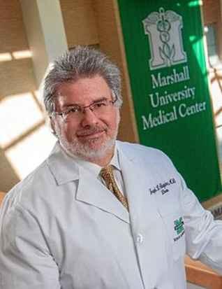 Joseph Shapiro, pesquisador da Universidade de Marshall. Foto: Divulgação/Marshall University