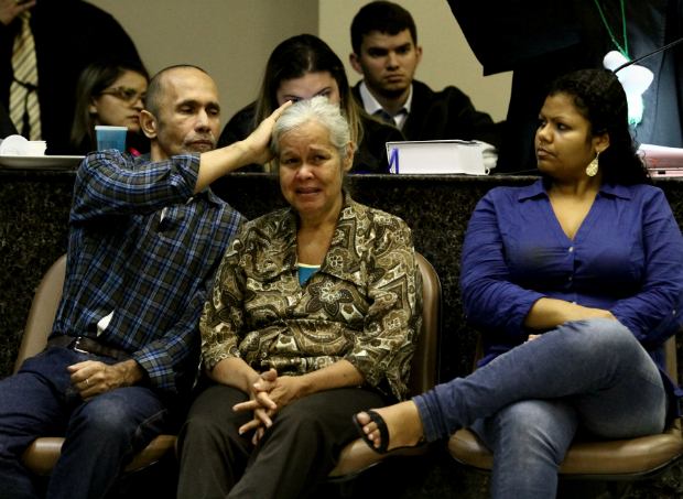 Trio foi condenado, em novembro passado, por morte de adolescente em Olinda. Foto: Paulo Paiva/DP/D.A Press