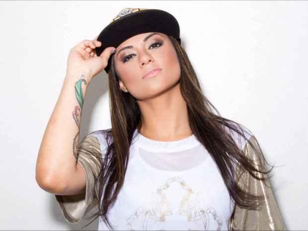 Funkeira lança novo disco e aborda temas como assédio e violência contra a mulher. Foto: Reprodução/Facebook