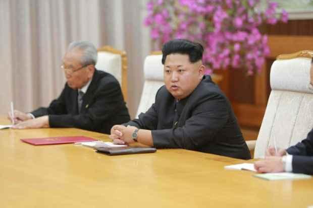 O congresso do Partido dos Trabalhadores da Coreia do Norte será o primeiro sob o regime de Kim Jong-Un. Foto: Kcna/AFP/Arquivos