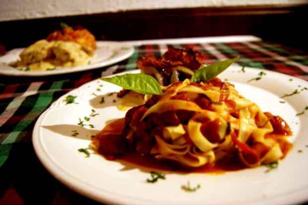 Via Appia é opção tanto para almoço quanto para jantar. Foto: Diogo Carvalho/DP/D.A Press