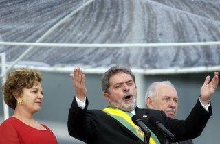 Fundadora da Rede Sustentabilidade diz que Fernando Henrique deu condições de governabilidade a Lula, o que facilitou que o país se recuperasse da crise um ano depois que o petista tomou posse, em 2004 (Ricardo Borba/CB/D.A Press)