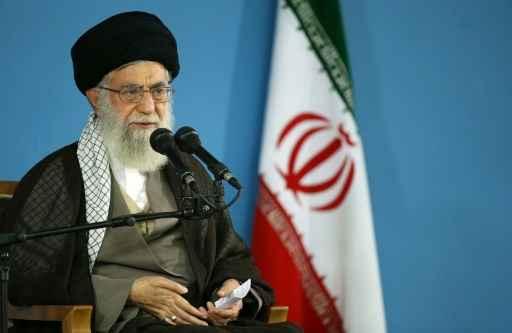 O líder supremo iraniano, o aiatolá Ali Khamenei, em Teerã, no dia 9 de setembro de 2015, em foto cedida pelo gabinete do aiatolá do Irã - Foto: Leader.IR/AFP/Arquivos  (O líder supremo iraniano, o aiatolá Ali Khamenei, em Teerã, no dia 9 de setembro de 2015, em foto cedida pelo gabinete do aiatolá do Irã - Foto: Leader.IR/AFP/Arquivos)