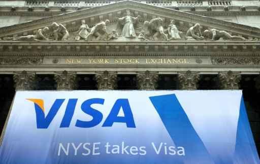 Visa recompra Visa Europa por US$ 23,5 bilhões Foto: AFP DON EMMERT