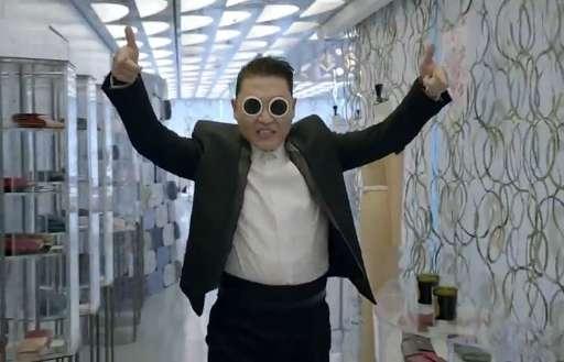 Coreano fez fama em 2012 com hit grudento. Foto: YouTube/Reprodução