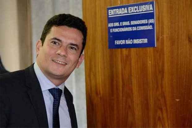 Além da prisão, Sérgio Moro determinou multa de R$ 31,4 milhões para ressarcimento da Petrobras. Foto: Fábio Rodrigues Pozzebom/Agência Brasil