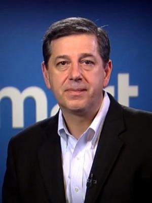 Simon foi presidente do Walmart de 2010 a 2014. Foto: Walmart/Divulgação