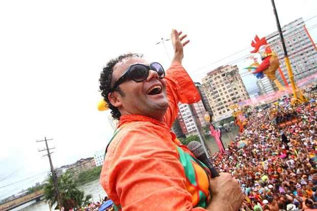 Maestro Forró é um dos homenageados do carnaval 2016. Foto: Dialogo Comunicação/Divulgação