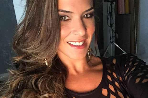 Ana Carolina participou de concurso para o Domingão do Faustão e fez testes  na banda Aviões do Forró. (Foto: Reprodução/Facebook)