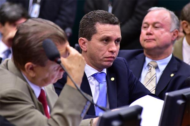 Deputado Fausto Pinato. Foto: Zeca Ribeiro / Câmara dos Deputados