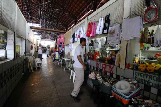 Mercado de Casa Amarela será visitado durante passeio do Olha!Recife. Foto: Alcione Ferreira/DP/D.A Press