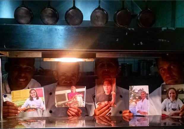 Cardápio criado pelas chefs conta com cinco pratos, entre entrada, pratos principais e sobremesas. Foto: Claudemir Barros/Arquivo Pessoal