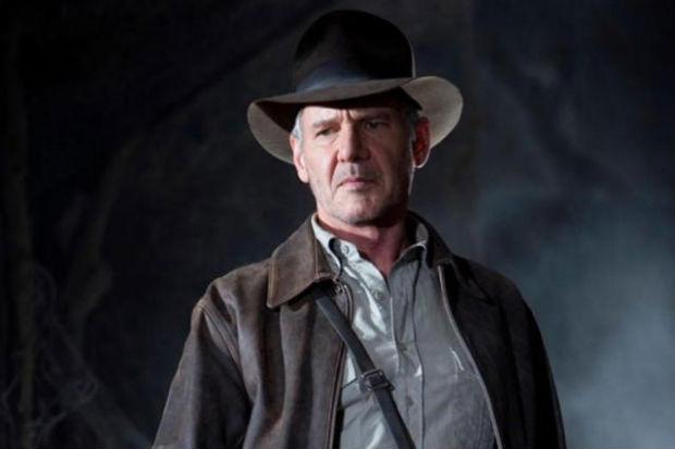 Harrison Ford interpretou Indiana Jones pela última vez em 2008. Foto: Paramount/Divulgação