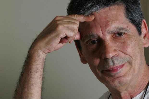 Mineiro Mario Prata é um dos convidados do evento. Foto: Fliporto/Divulgação