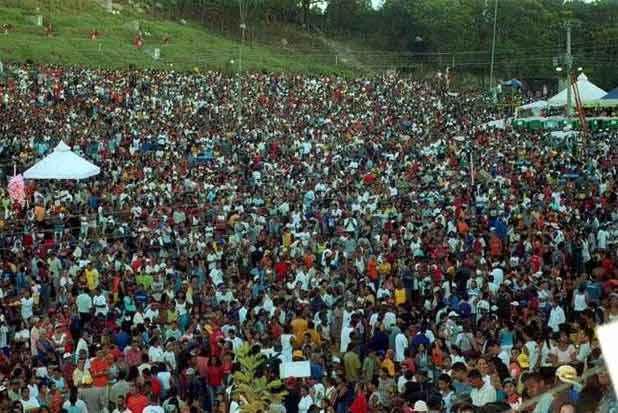 A faixa de 60 anos ou mais já corresponde a 13,7% dos brasileiros. Foto: Paulo de Araújo/CB/D.A Press