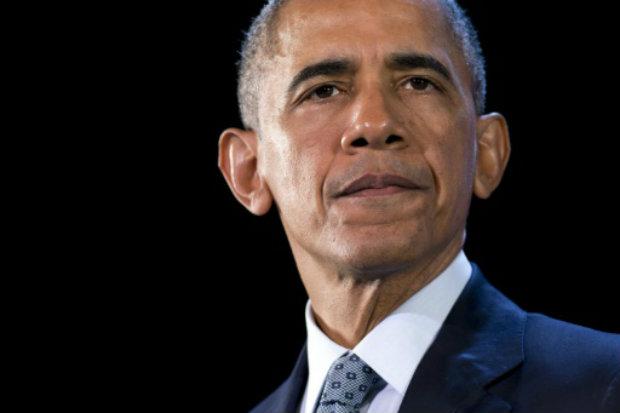 O presidente americano, Barack Obama, em Manila, em 18 de novembro de 2015. (Foto: Saul Loeb/AFP Photo)