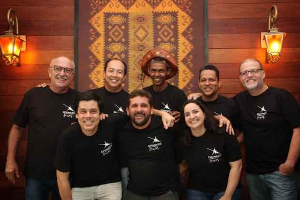 Na lista de convidados estão os chefs Jeff Colas , Claudemir Barros, Sofia Mota, Rivandro França, Joca Pontes, André Saburó e Duca Lapenda. Foto: 4Comunicação/Divulgação