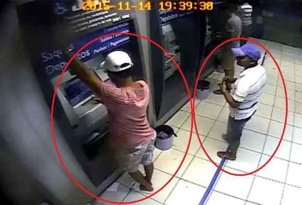 A dupla confessou que praticava o crime há cinco anos. Foto:PF/Divulgação