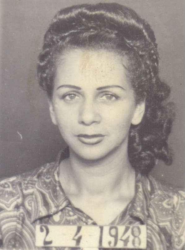 Mesmo nomes famosos, como a cantora Dalva de Oliveira, foram fichados nos arquivos do DOPS. Crédito: Projeto Obscuro Fichário/Divulgação