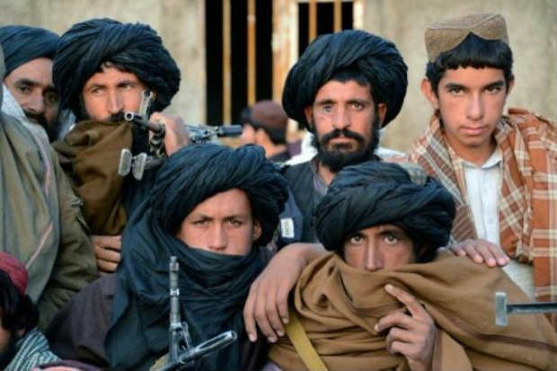 O movimento talibã guardou em segredo durante mais de dois anos a morte de seu líder histórico, o mulá Omar. Foto: AFP JAVED TANVEER