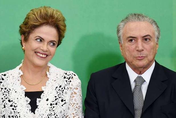 O relacionamento entre os dois está estremecido desde a abertura do processo de impeachment. Foto: Evaristo Sá/AFP Photo
