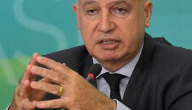 """""""O ajuste na gestão não é suficiente para buscar equilíbrio fiscal"""", disse o movo ministro do Planejamento, Valdir Simão. Foto: Wilson Dias/Agência Brasil"""