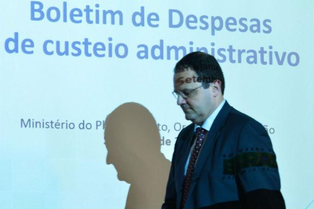 Os oposicionistas sustentam que Barbosa pode aprofundar ainda mais a crise em razão da desconfiança em relação ao seu nome. Foto: Valter Campanato/ Agência Brasil