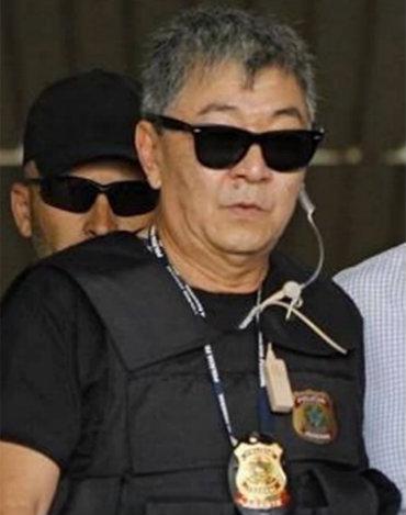 Agente da Polícia Federal Newton Ishii. Foto: Divulgação