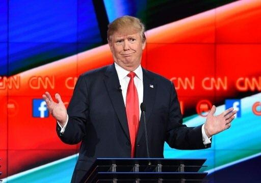 Trump retribuiu elogios. Foto: AFP (Trump retribuiu elogios. Foto: AFP)