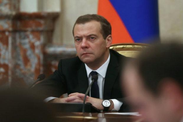 O premier russo, Dmitri Medvedev. Foto: PUTNIK/AFP YEKATERINA SHTUKINA.