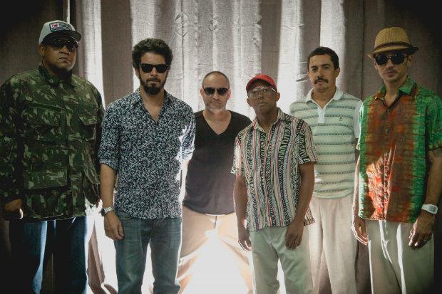 Gilmar (esq.) afirmou ter sido demitido da banda. Foto: Nação Zumbi/Divulgação (Gilmar (esq.) afirmou ter sido demitido da banda. Foto: Nação Zumbi/Divulgação)
