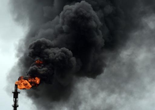 Uma grande explosão em uma central de gás do sudeste da Nigéria na quinta-feira provocou várias mortes Foto: AFP/Arquivos Pius Utomi Ekpei