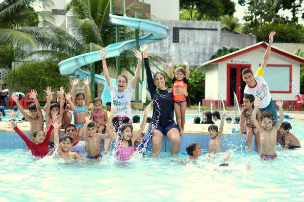 Colônias são opção para quem não sabe o que fazer durante as férias. Foto: Leao Marinho/Divulgacao