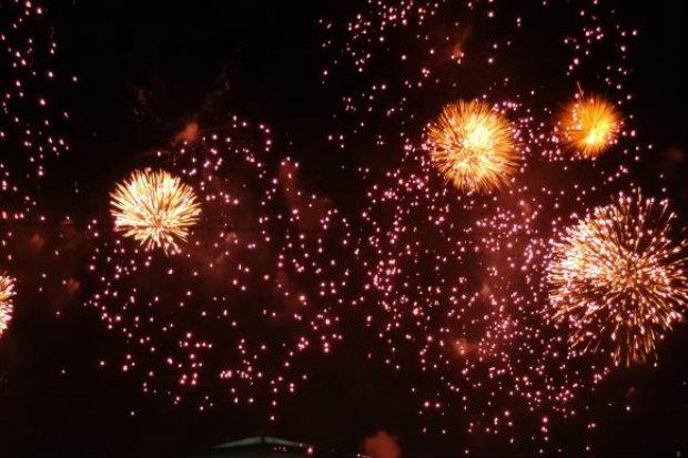 É competência do Exército fiscalizar a fabricação, manuseio e armazenamento dos fogos de artifício. (Foto: Nielmar de Oliveira/Agência Brasil)