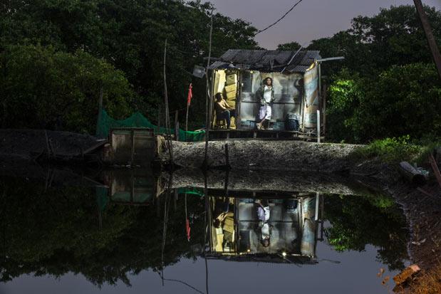Esta foto, do fotógrafo Rafael Martins, foi eleita pelos nossos leitores como a melhor do ano