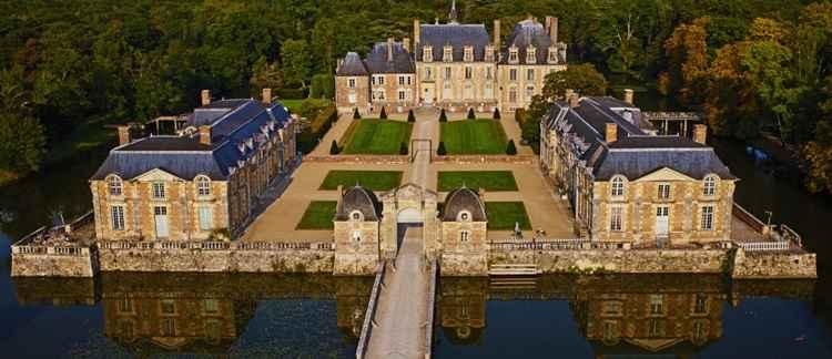 (Divulgação/Château de La Ferté Saint-Aubin)
